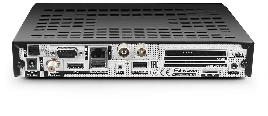 cf7077c76 Formuler F4 Turbo Combo 8594163275570 | Datacomp.sk