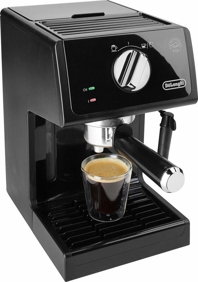 6ab671e0e DE LONGHI ECP 31.21, pákové espresso čierne ECP 31.21 | Datacomp.sk