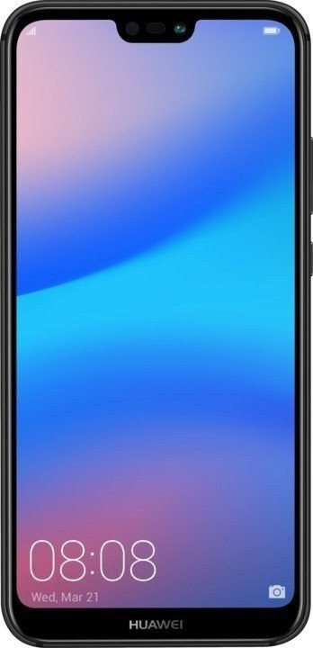 6885c5298 Huawei P20 lite, čierny 51092EJU | Datacomp.sk