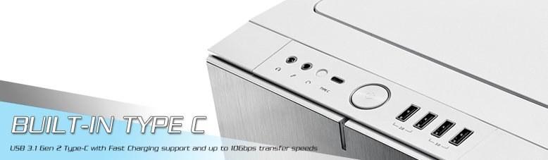 7bdb105b7 Fractal Design Define R6 USB-C, biela FD-CA-DEF-R6C-WT | Datacomp.sk