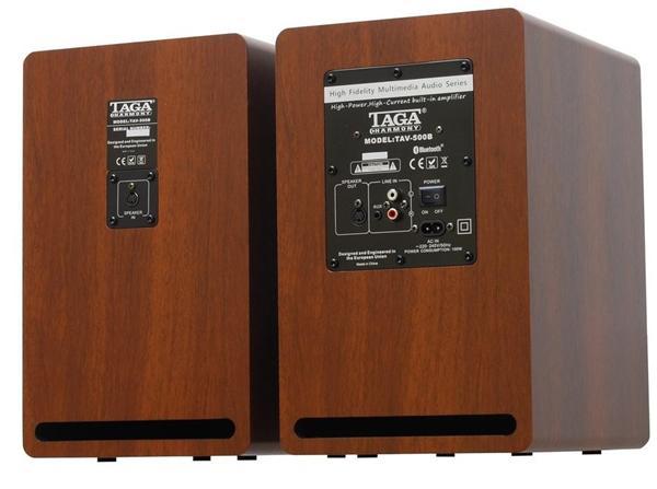 6e6920651 Taga Harmony TAV-500 Black - aktívne HiFi bluetooth reproduktory TAV ...