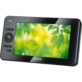c59c74795 Prenosný LCD televízor SENCOR SPV 6915T LCD DVB-T 9
