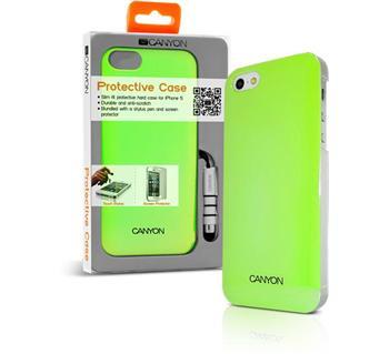 Canyon CNA-I5C02 púzdro pre iPhone 5 so stylusom a ochranou displeja ... a7c7997b56e