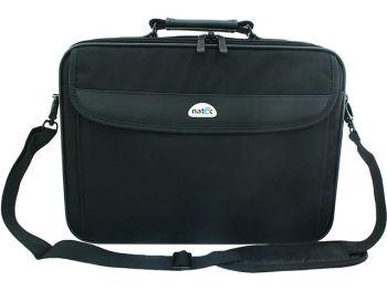 9fb5185bfd010 Natec Antelope taška na notebook 17,3'', čierna NTO-0205 | Datacomp.sk