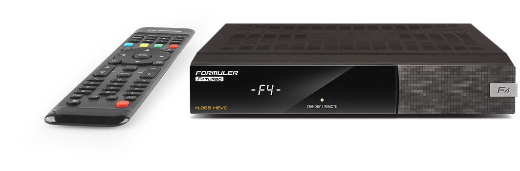 7e4e764fb Formuler F4 TURBO, H.265 HEVC 8594163275563 | AKCIA | Datacomp.sk