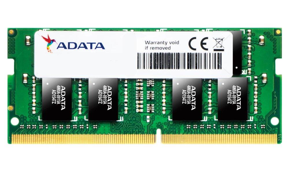 02bf0954d ADATA Premier, RAM pamäť, 2400MHz, 4GB, DDR4 SODIMM AD4S2400J4G17-R ...