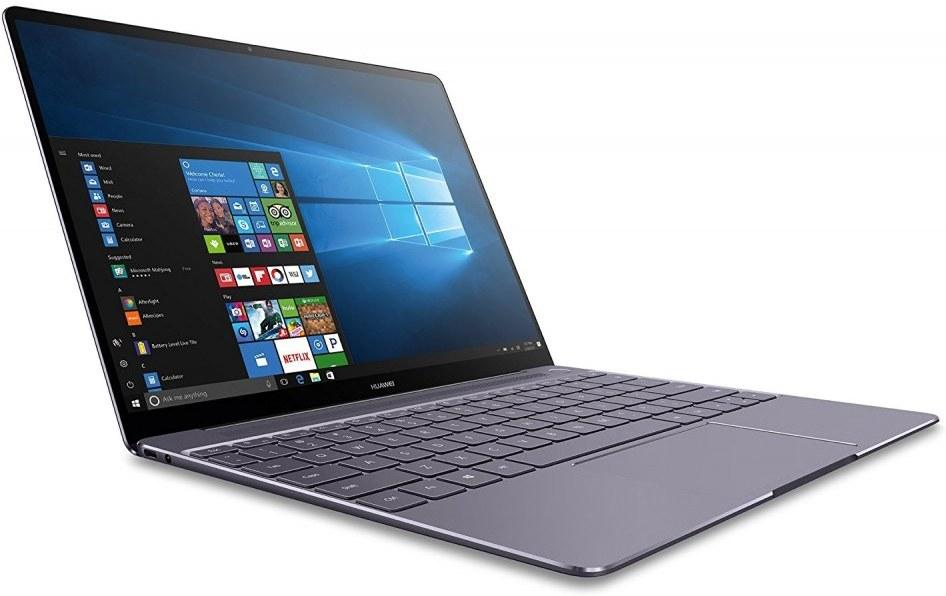Kompaktný notebook Huawei MateBook X disponuje uhlopriečkou displeja iba  13