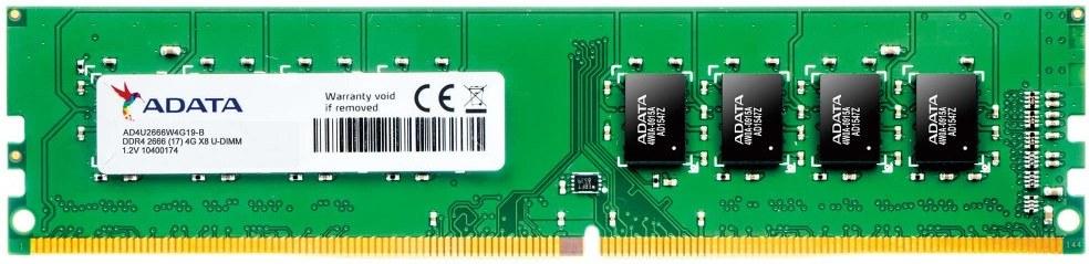 43b9ca7cf ADATA Premier RAM pamäť, 2666MHz, 4GB, DDR4 AD4U2666J4G19-R ...