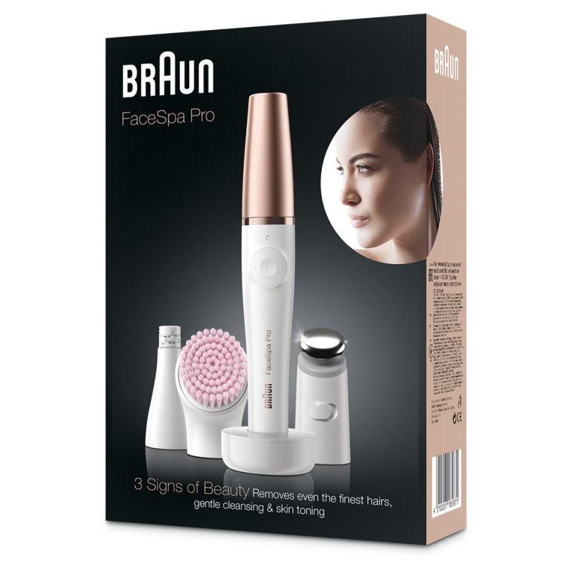 1289c79b8 Braun FaceSpa Pro 912, epilátor FaceSpa Pro 912   Datacomp.sk