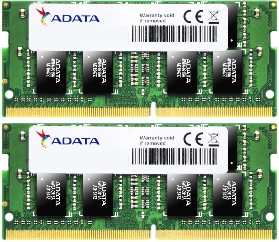 24ee0c158 ADATA RAM pamäť, 2666MHz, 16GB (2 x 8 GB), DDR4 AD4S266638G19-2 ...