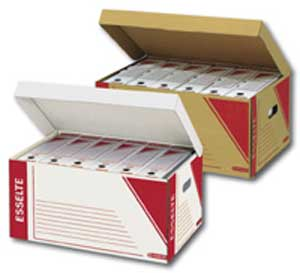 df18d5784 Archivačná krabica ESSELTE s vekom b/čv Ess   VYPREDAJ   Datacomp.sk