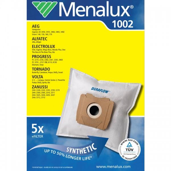 40656b07e Sáčky do vysávača Electrolux, Zanusii Menax 1002 1002 | Datacomp.sk