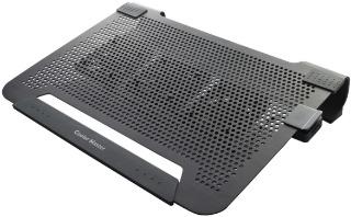 f763896e2 Chladiaca podložka Cooler Master Notepal U3 čierna pod notebook R9 ...